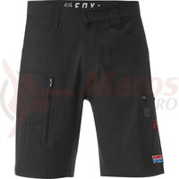 Pantaloni Fox HRC Redplate Tech Cargo Short black