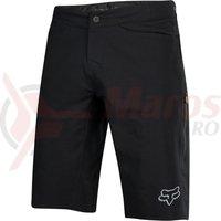Pantaloni Fox Indicator short black