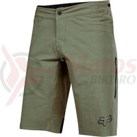 Pantaloni Fox Indicator short dark fatigue