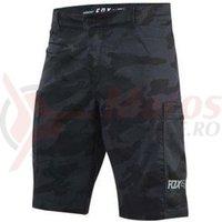 Pantaloni Fox MTB-Pant Sergeant Camo short black camu