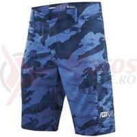 Pantaloni Fox Mtb-Pant Sergeant Camo short blue camu
