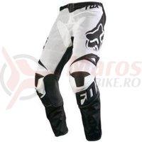 Pantaloni Fox MX-Pant 180 Race Airline Pant white