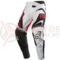 Pantaloni Fox MX-Pant 360 Shiv Pant black/white