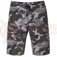 Pantaloni Fox Overhead Camo Stretch BS black cam