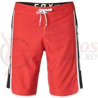 Pantaloni Fox Race Team Stretch Boardshort rio red