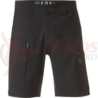 Pantaloni Fox Redplate Tech Cargo Short black