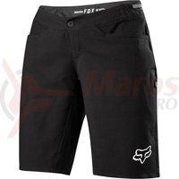 Pantaloni Fox Womens Indicator short black
