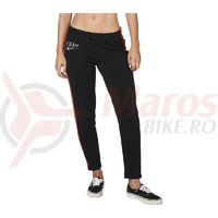 Pantaloni Mesa Fleece Pant black