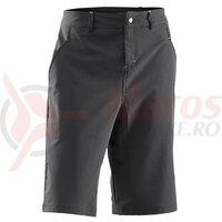 Pantaloni NORTHWAVE ESCAPE baggy negru, fără pantaloni de corp cu bazon!