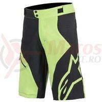 Pantaloni scurti Alpinestars Pathfinder Base Racing Shorts bright green/black