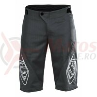 Pantaloni Scurti Bicicleta Troy Lee Designs Sprint Charcoal