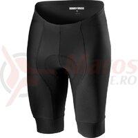 Pantaloni scurti Castelli Competizione negri