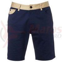 Pantaloni Scurti Fox Caliper short dark indigo