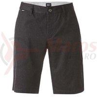 Pantaloni scurti Fox Essex Pinstripe short charcoal