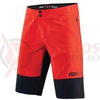 Pantaloni scurti Fox MTB-Pant Altitude Short No Liner red/black