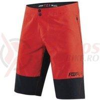 Pantaloni scurti Fox MTB-Pant Altitude short red/black