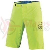 Pantaloni scurti Fox MTB-Pant Attack short florida yellow