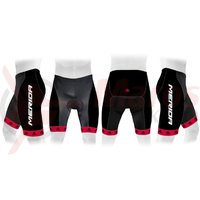 Pantaloni scurti Merida 376 red/black