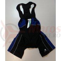 Pantaloni scurti Shimano indoor pentru barbati negru/albastru
