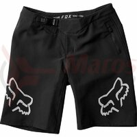 Pantaloni scurti Youth Defend S short [blk]