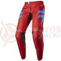 Pantaloni Shift MX-Pant Whit3 Ninety Seven pant red