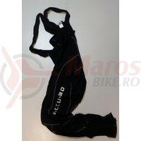 Pantaloni Shimano Accu-3D cu bretele fara bazon negru