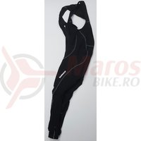 Pantaloni Shimano performance premium WFG cu bretele fara bazon negru