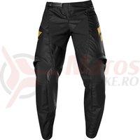 Pantaloni Youth Whit3 Muerte Jersey Limited Edition [blk/rd]
