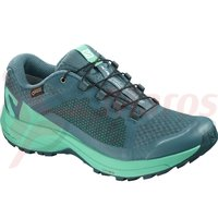 Pantofi alergare Salomon XA Elevate Gore-Tex mallard bl/atlan femei