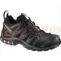Pantofi alergare Salomon XA Pro 3D Gore-Tex negru/gri femei