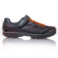 Pantofi ciclism BRN Freeride negri