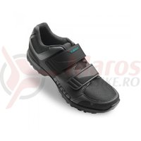 Pantofi ciclism dama Giro Berm titanium dark shadow