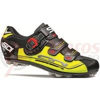 Pantofi ciclism MTB Sidi Eagle 7 galben/negru