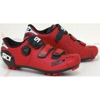 Pantofi ciclism MTB Sidi Trace rosu