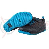 Pantofi ciclism O`Neal Flow Spd negru/albastru
