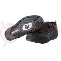 Pantofi ciclism O`Neal Loam Wp Spd negru/gri