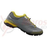 Pantofi ciclism Shimano Explorer/Mountain-Touring SH-MT301MG gray