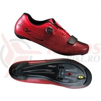 Pantofi ciclism Shimano road competition SH-RC700MR Red