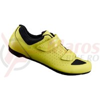 Pantofi ciclism Shimano Road Performance SH-RP100MY neon yellow