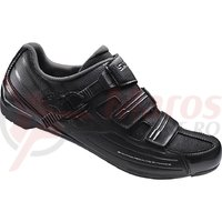 Pantofi ciclism Shimano road performance SH-RP300L Black