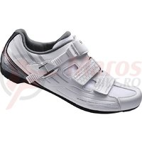 Pantofi ciclism Shimano road performance SH-RP300W Ladies White