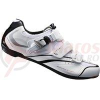 Pantofi ciclism Shimano road SH-R088W White