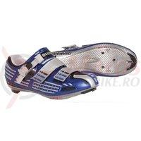 Pantofi ciclism Shimano Road SH-R131B Blue
