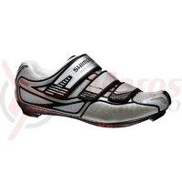 Pantofi ciclism Shimano Road SH-R160G Gun Metallic