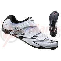 Pantofi ciclism Shimano Road SH-R170W White