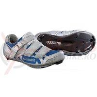 Pantofi ciclism Shimano Road SH-R215B Blue/Silver