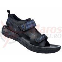 Pantofi ciclism Shimano Sandal SH-SD66L Black