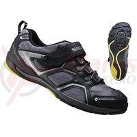 Pantofi ciclism Shimano Touring SH-CT70 Click'R Black