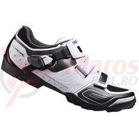 Pantofi ciclism Shimano Trail SH-M089W White
