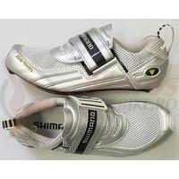 Pantofi ciclism Shimano Triathlon SH-TR02 Silver
